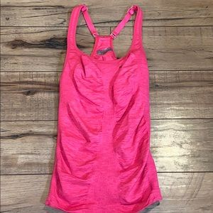 SIZE SMALL WORKOUT TANK ADJUSTABLE STRAPS